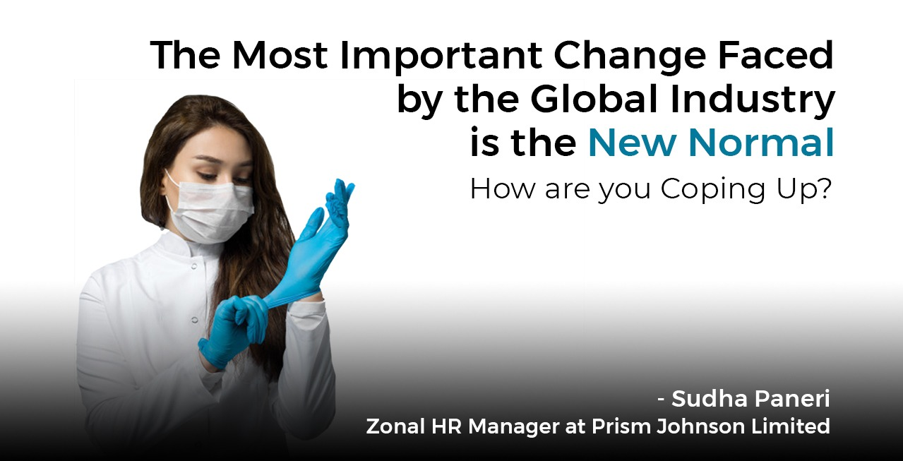 Change Management in the New Normal