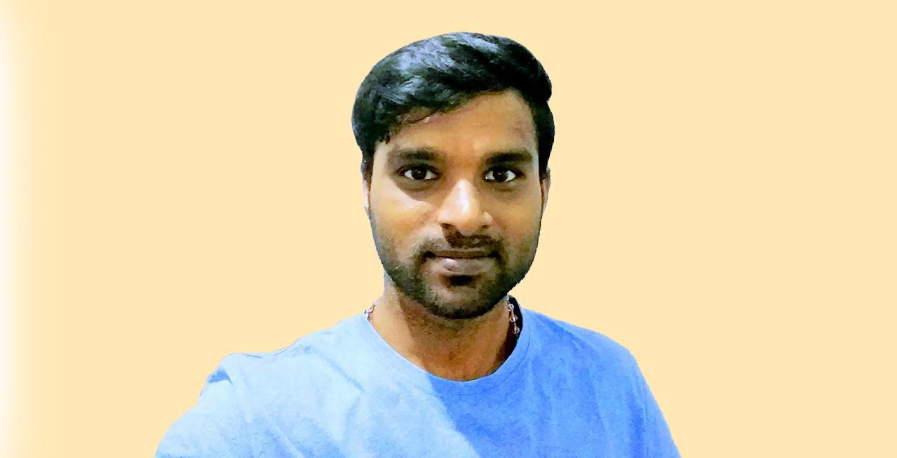 Krishna _Author Patience & HR