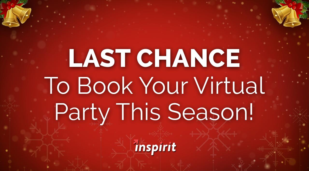 Virtual Christmas Employee Engagement